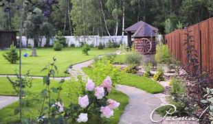Ландшафтная студия, ландшафтный дизайн Москва, Московская область